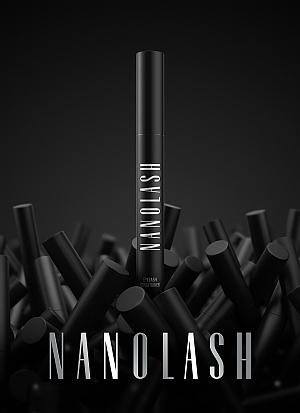 Nanolash - Rescue anchor for eyelashes and eyebrows