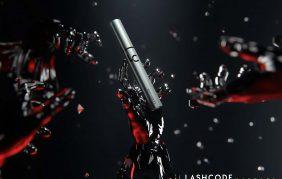 beautiful eyelashes with Lashcode