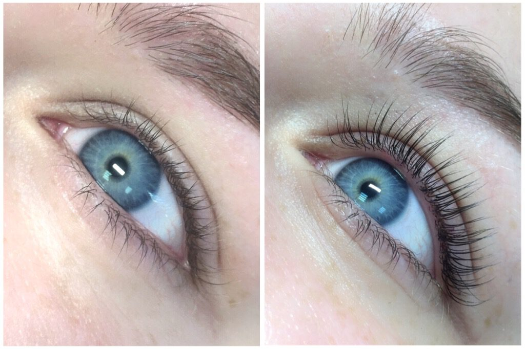 What is eyelash lamination?