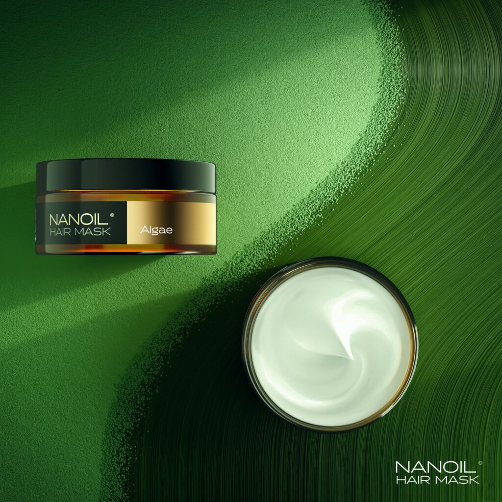 Top customer picks: Nanoil hair mask with marine algae