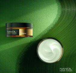 nanoil algea best hair mask