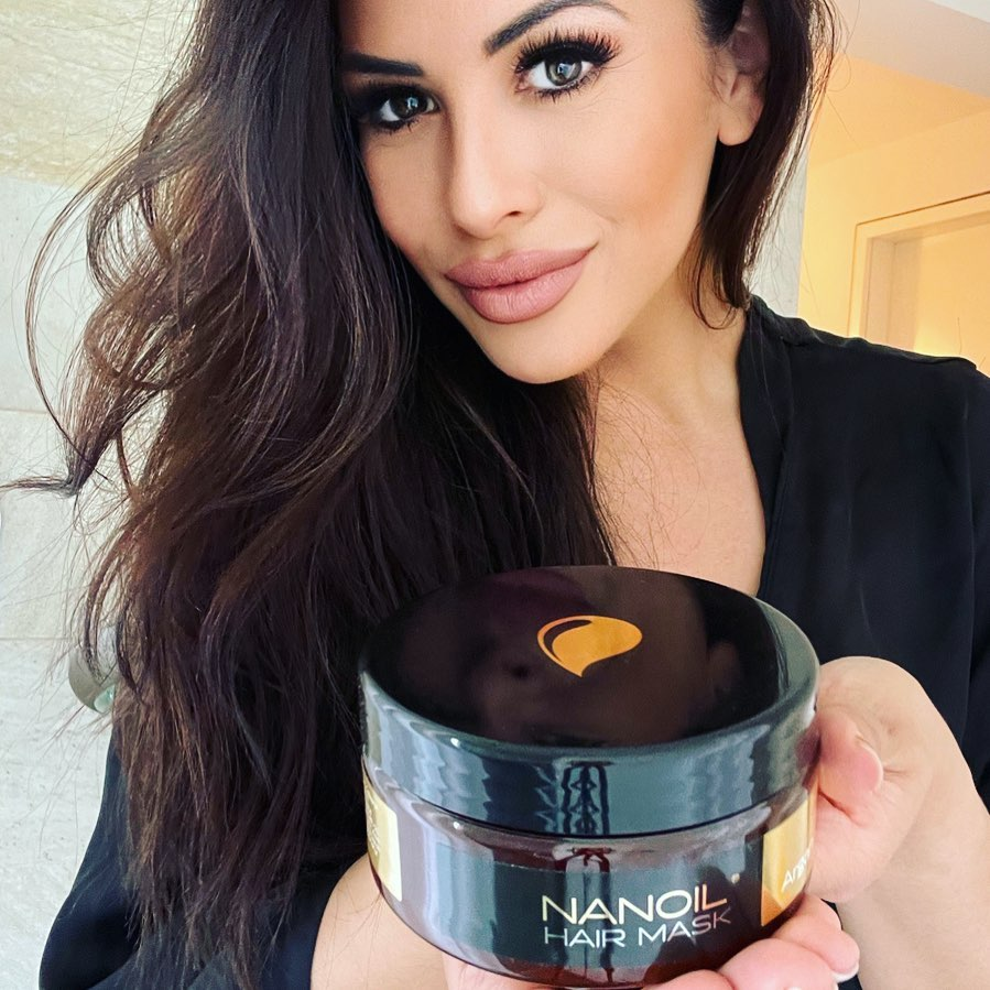top-rated masks with keratin Nanoil